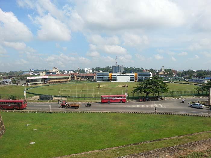 ¿Qué ver en Galle? Galle International Cricket Stadium