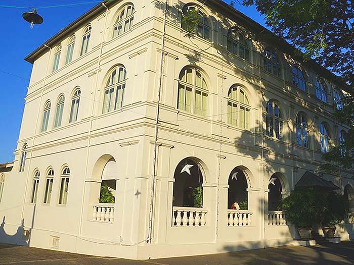 ¿Qué ver en Galle? Casa del gobernador Amangalla