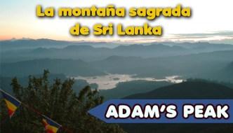 Imagen destacada de ADAM'S PEAK