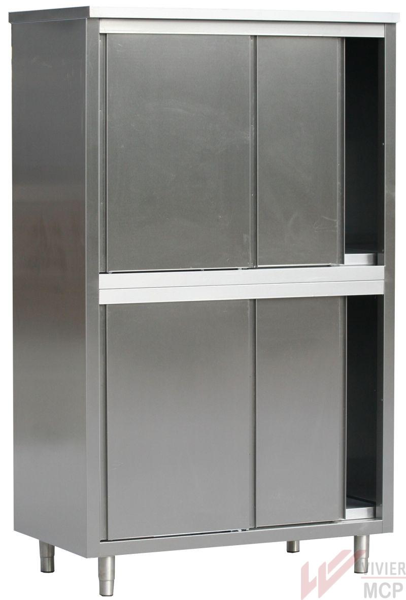 armoire de rangement inox pour cuisine