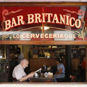 bar britanico