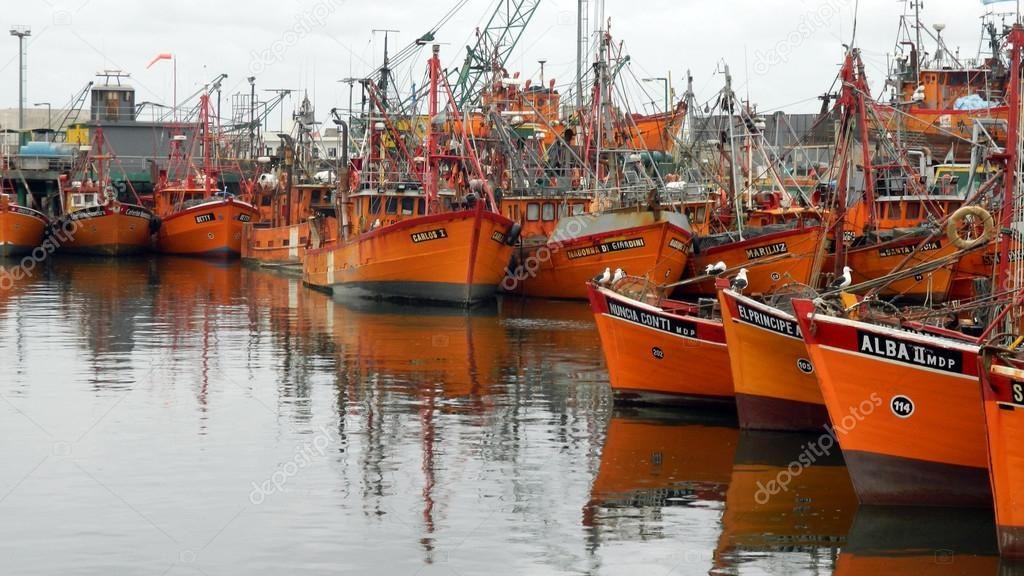 pescherecci mar del plata
