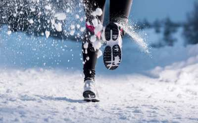 Your winter running checklist