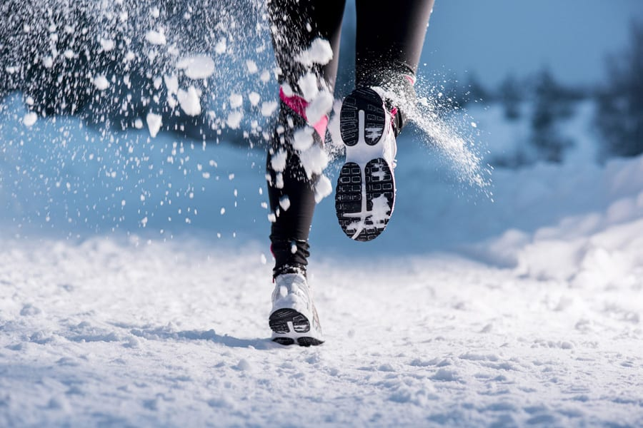 Your winter running checklist