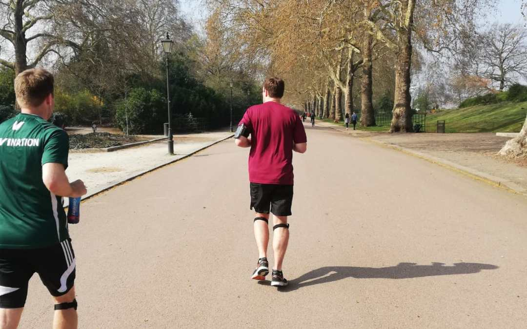 Marathon training journey – part 5 – injuries, recovery and big distances