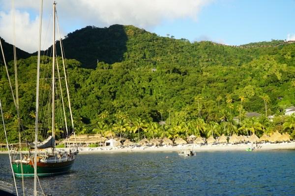 ST Lucia. Caribe