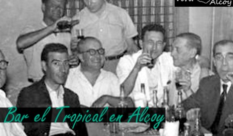 Bar el tropical en Alcoy