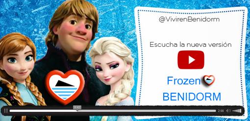 Frozen Benidorm Benidorm love