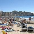 Playa Levante Beach Benidorm Tourist Vacaciones