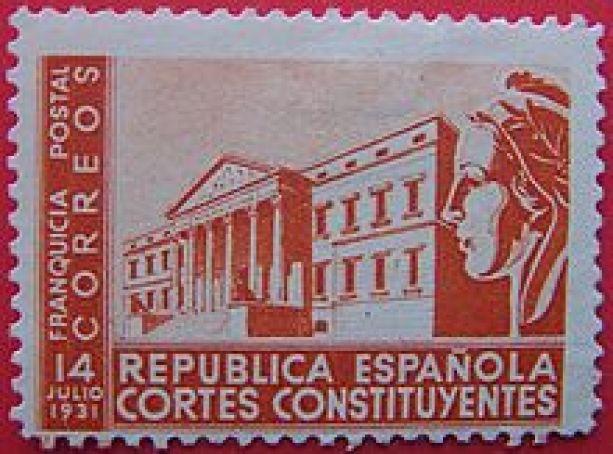 Foto:Franquicia Postal Cortes Constituyentes