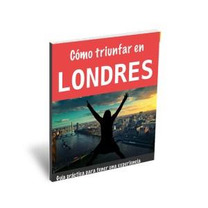 Como triunfar en Londres portada 3DHQ