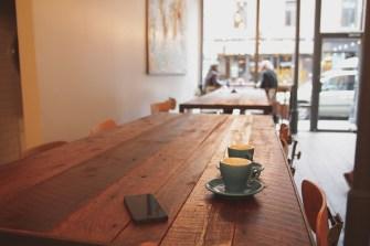 mejores cafeterías en Londres