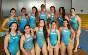 Waterpolo dos hermanas_25042017