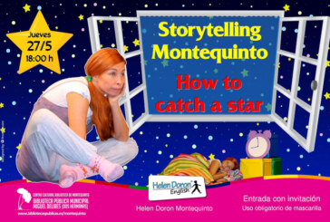 Storytelling Montequinto presenta «How to catch a star» – Helen Doron English