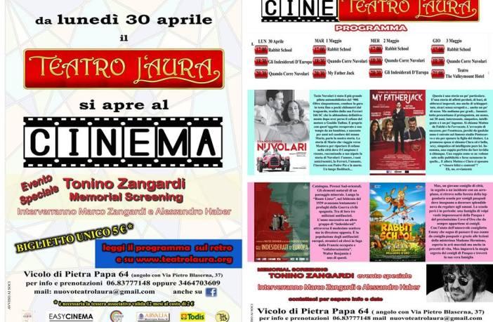 cinema teatro l'aura