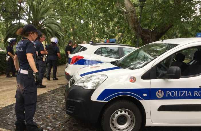 polizia locale piazza vittorio