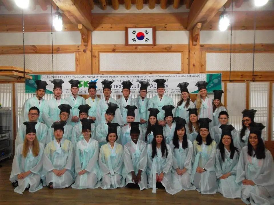 estudiar en corea