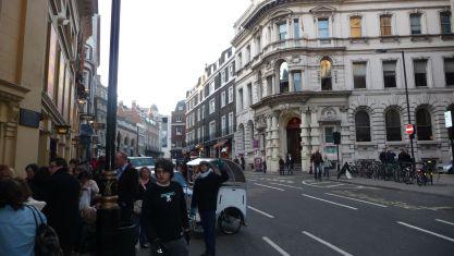 Bicitaxi en Londres