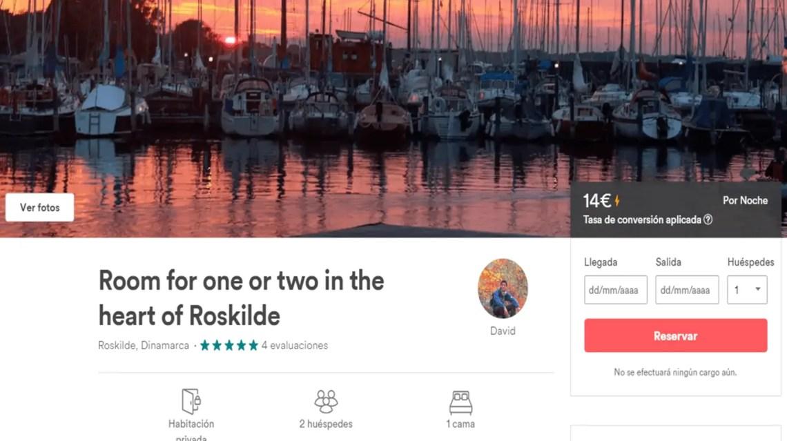 rentar habitacion por internet airbnb