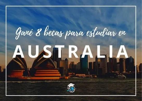 MAESTRÍA AUSTRALIA