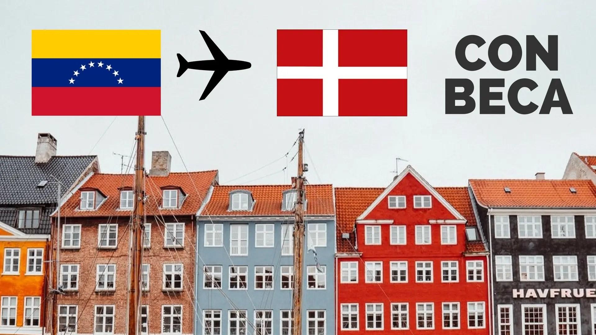 De Venezuela a Dinamarca