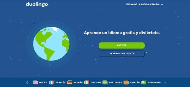 Duolingo: aprende un idioma gratis y diviértete