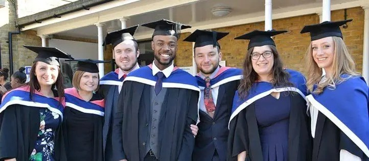 Graduandos del Global MBA Online del Imperial College Business School