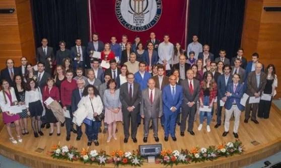 Universidad Carlos lll de Madrid y sus becas