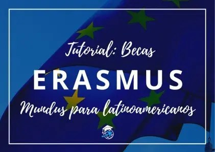 Becas Erasmus Mundus para latinoamericanos