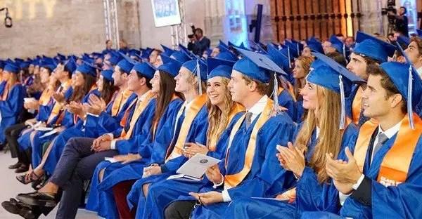 becas en España de la ie university