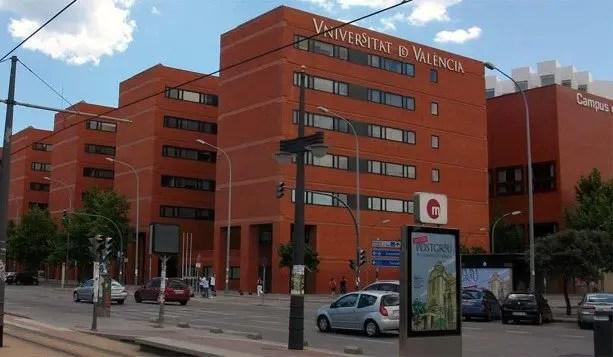 becas para estudiar en España de la universidad de valencia