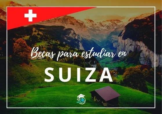 becas en suiza