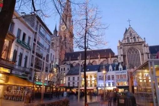 Vive en Bélgica con las becas Erasmus Mundus