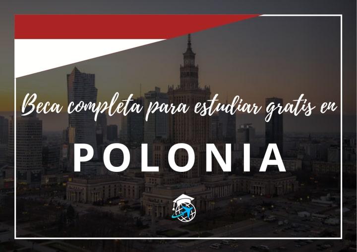 Becas en Polonia para estudiar gratis