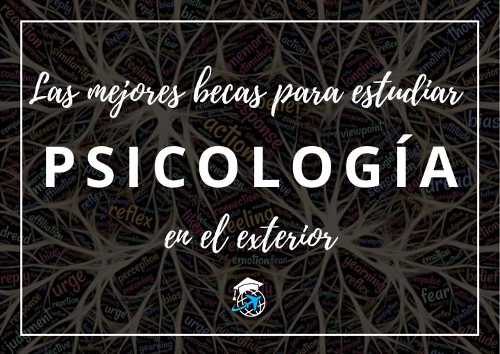 Las mejores becas para psicología