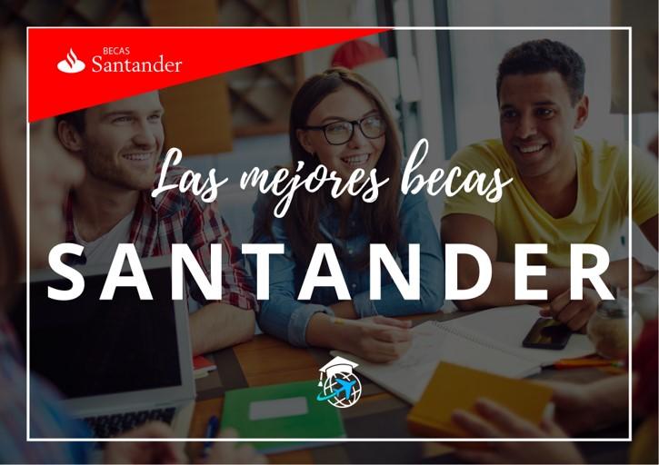 las mejores becas Santander