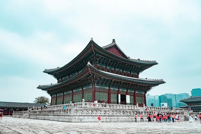 Palacios de Gobierno de Corea