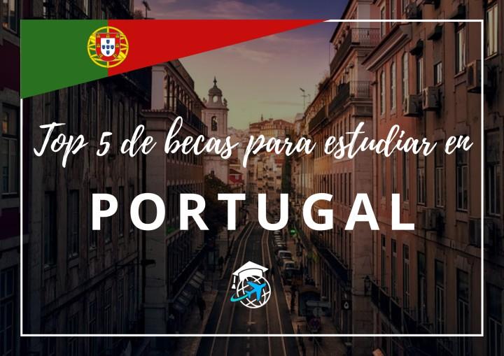 Becas para estudiar en Portugal