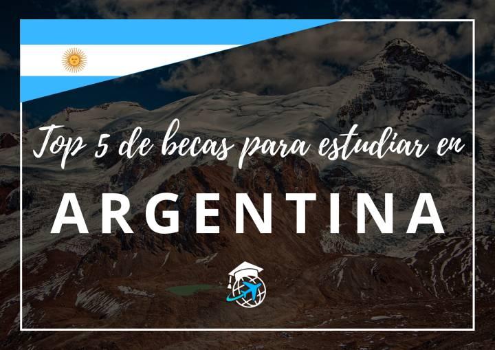 Las mejores becas para estudiar en Argentina