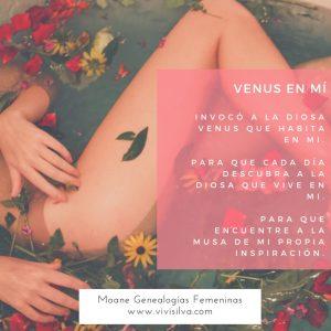 Venus en mí