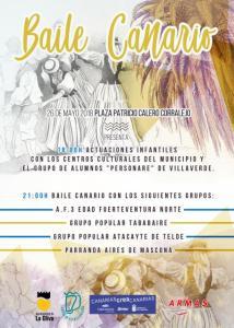DANZA CANARIA @ piazza Patricio Calero de Corralejo | Corralejo | Canary Islands | Spain