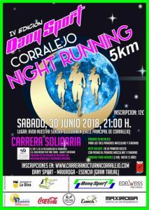 IV DANY SPORT- CORRALEJO NIGHT RUN @ Corralejo | Corralejo | Canary Islands | Spain
