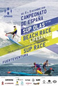 Campeonato de España SUP Challenge 2018 @ Corralejo | Corralejo | Isole Canarie | Spagna