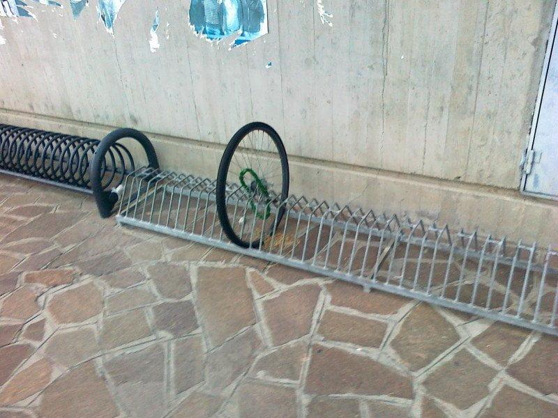 Bicicletta Elettrica Vecchia