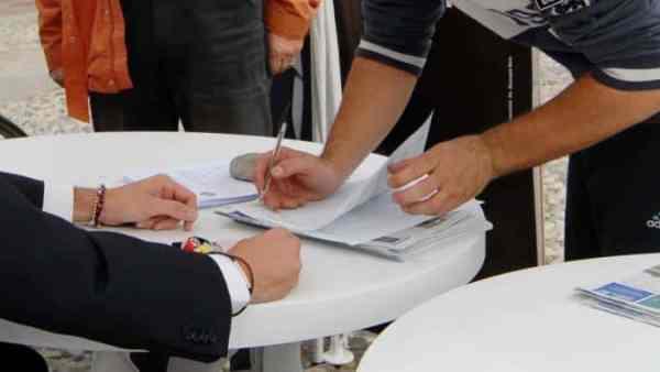 Benevento – Caianello: 2° tappa del Tour per raccolta firme petizione