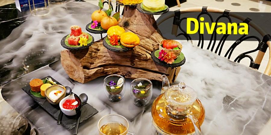 BKK Cafe,Central World百貨,Divana,Divana Signature Cafe,spa,仙氣飄飄下午茶,曼谷下午茶,曼谷咖啡,泰國下午茶,泰國美食,貴婦下午茶 @VIVIYU小世界