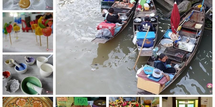 [泰國.安帕瓦]安帕瓦水燈節.河岸星光點點~AK TRAVEL浪漫二天一夜之旅.水上市場、農村體驗、樹中廟 @VIVIYU小世界
