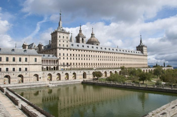 El Monasterio y Sitio de El Escorial forma parte de la lista del Patrimonio Mundial de la UNESCO desde 1984