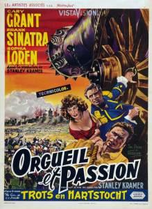 Orgullo y Pasión (1957)