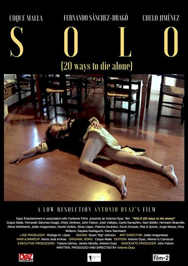 Solo: 20 Ways to die alone